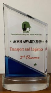 Occupational Safety and Health Authority - AOSH Award 2019